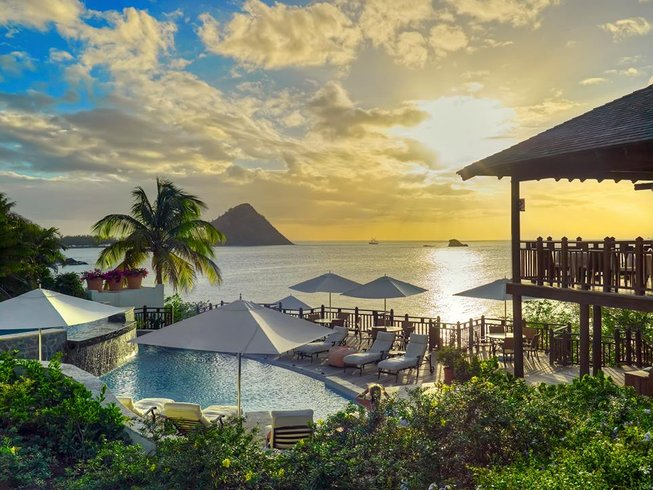 4 Days Cap Maison Caribbean Food Trip in Saint Lucia