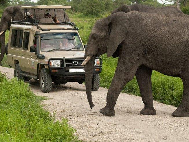 5 Days Unforgettable Kenya Safari