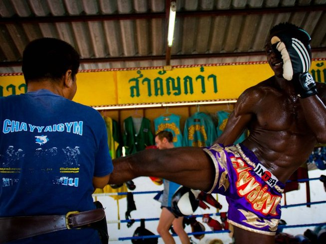 1 Month of Muay Thai in Chiang Mai, Thailand