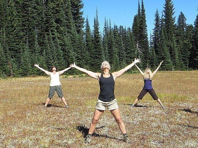 3 jours en stage de yoga, méditation et randonnée à Whidbey Island, États-Unis