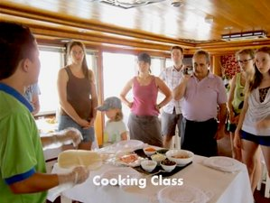2 Days Culinary and Culture Cruise in Ha Long Bay, Vietnam