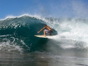 5 Nights Tranquil Surf Camp in Leon, Nicaragua