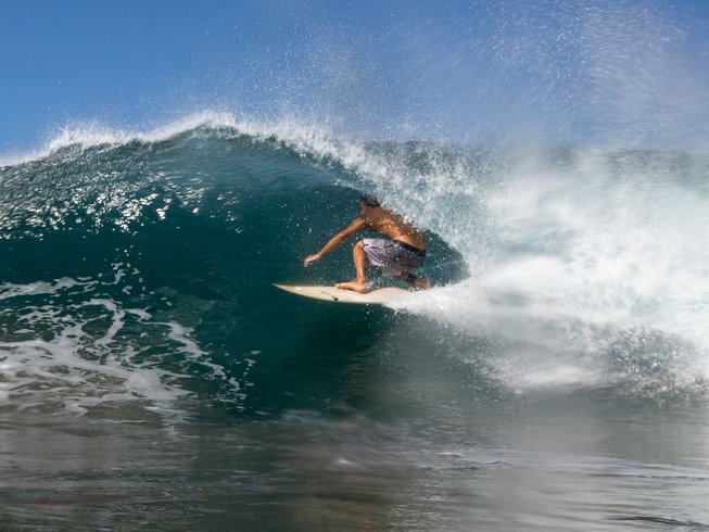 5 Days Tranquil Nicaragua Surf Camp