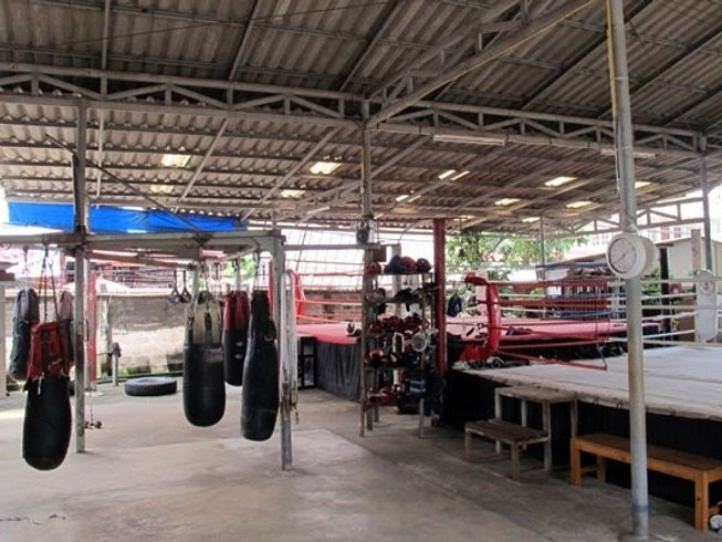 1 Month Muay Thai Training in Chiang Mai, Thailand