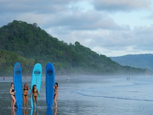6 Days Guided Surf Camp in Santa Teresa, Puntarenas Area, Costa Rica