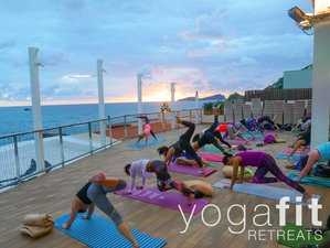 8 Days Restorative Fitness and Yoga Retreat Ibiza