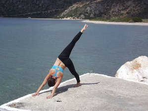 7 Days Yoga and Meditation Retreat in Greece