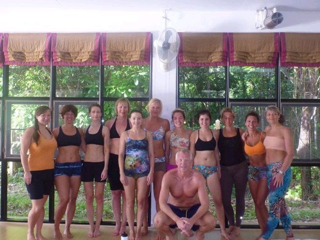 8 Days Hot Bikram Yoga & Pilates in Koh Samui, Thailand
