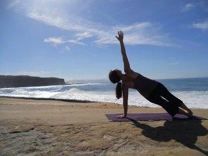 8 Tage Abenteuer und Yoga Urlaub in Ericeira, Portugal