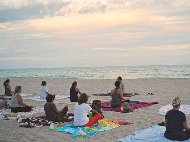 7 Days Detox Yoga Retreat in Mexico
