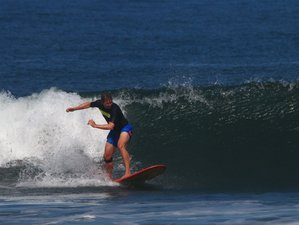 8 Day Intensive Intermediate and Advanced Surf and Stay Camp in Medewi, Bali