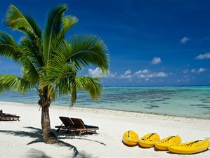5 Days Beach Special Yoga Retreat Cook Islands