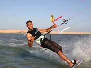 5 Days Beginner and Intermediate Kitesurfing Camp in Safaga, Egypt