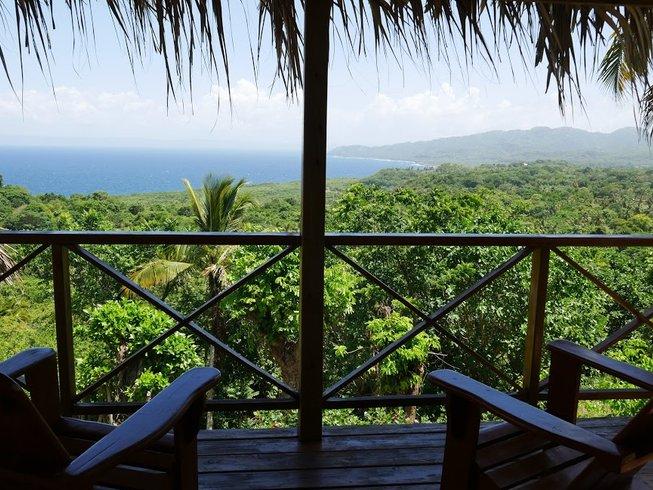 7 días retiro de yoga y meditación en Samaná, República Dominicana