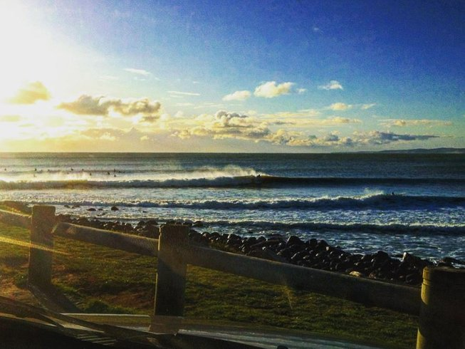 3 Days Weekender Yoga and Surf Camp New Zealand