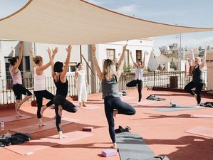6 Tage Urbaner Yoga Retreat in Barcelona, Spanien