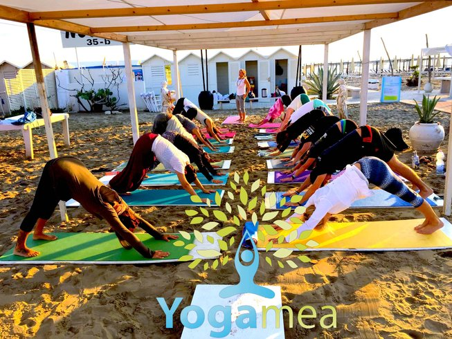 4 Days Luxury Sea View Wellness and Yoga Retreat in Gabicce Mare, Italy