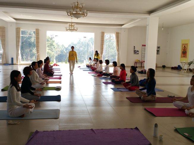 5 jours en stage de yoga à Noël à Da Lat, Vietnam