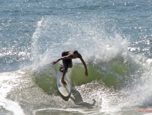 6 Days Deluxe Surf Camp in Itacaré, Brazil