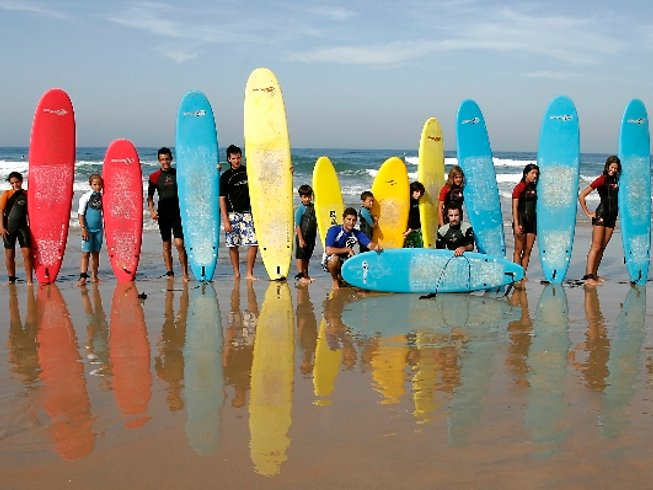 7 Days Amazing Surf Camp in Cadiz, Andalusia, Spain