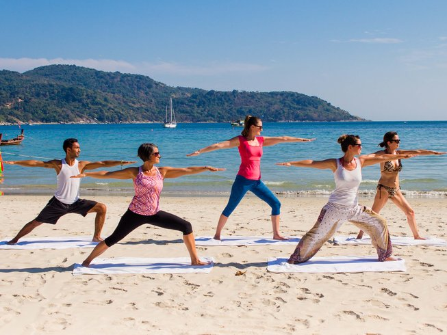 6 Days Yoga Retreat in Thailand