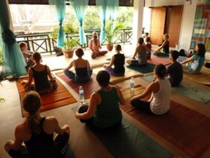 7 Days Budget Yoga Retreat Cambodia