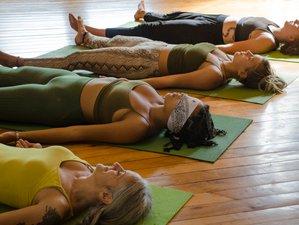 22 Tage 200-Stunden Tantra Yoga Kunst Schamanismus Yogalehrer Ausbildung in Anghiari, Toskana