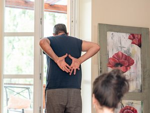 7 Day of Empowering Information for Alleviating Back Pain and Yoga Retreat in Cremolino, Alessandria