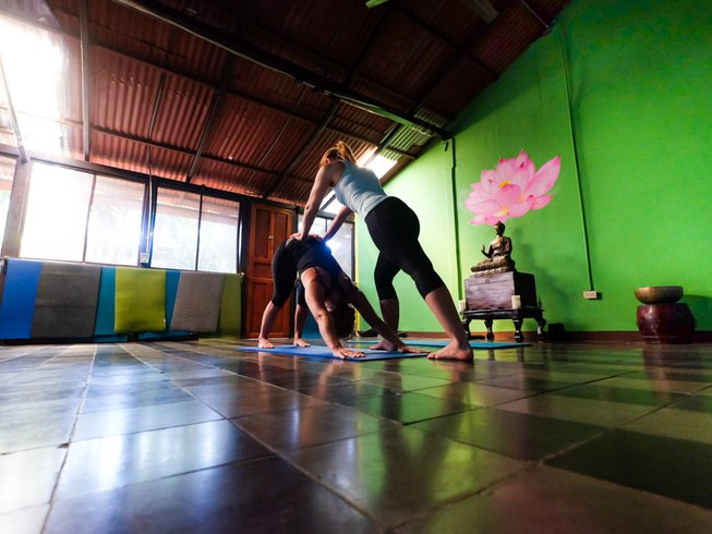 30 Days 200-Hour Yoga Teacher Training in Nicaragua