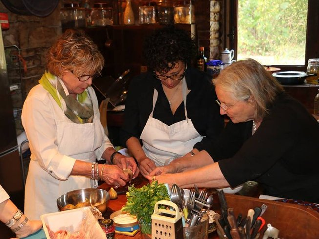 6 Days Yoga and Cooking Holiday in Provence, France