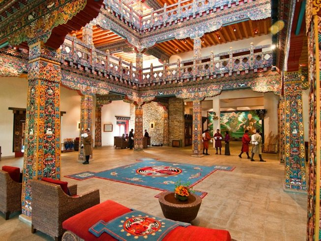 10 Tage Wunderbares Abenteuer Yoga Urlaub in Bhutan