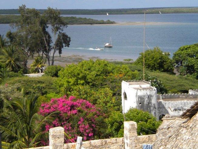 7 jours en stage de yoga et bien-être sur l'île de Lamu, Kenya