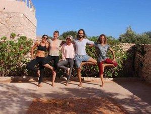 8 jours en stage de yoga et Pilates nouvelles énergies dans un éco-lodge à Essaouira, Maroc
