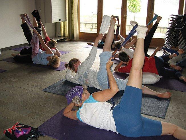 7-Daagse Hike en Yoga Retraite in Murren, Zwitserland