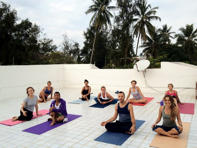 24 Days 200hr Dynamic Vinyasa Yoga Teacher Training in Spain