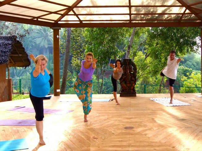 15 Days Rejuvenation & Purification Retreat in India
