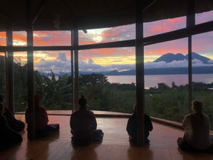 7 Day into Total Health - Yoga, Ayurveda, Nutrition Retreat at Lake Atitlán, Guatemala