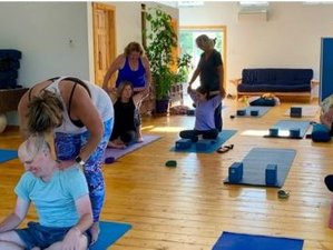 3 Days Nourish and Restorative Winter Experience Yoga Holiday in Nova Scotia, Canada