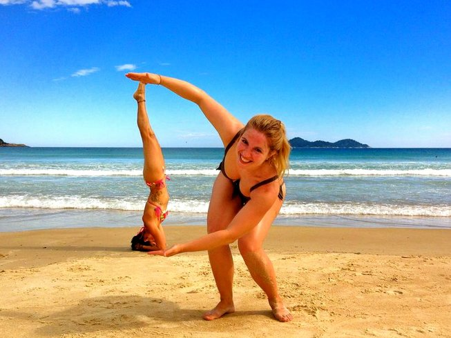 10 Days Mountain and Coast Yoga Retreat in Brazil