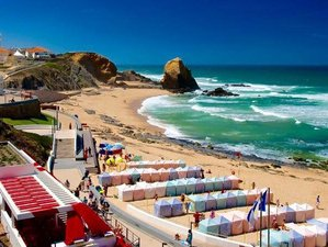 8 Days Energetic Guided Surf Camp Santa Cruz, Portugal