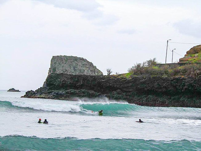 11 Days Bodyboarding Camp in Funchal, Portugal