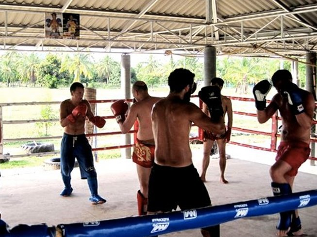 6 Months Muay Thai Training in Sam Roi Yot, Thailand