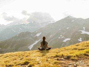 4 Tage Yoga und Meditation Retreats mit Wandern und Kräuterworkshop in den Salzburger Alpen