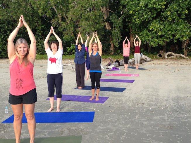 6 Days Rainforest Yoga Retreat in Queensland, Australia