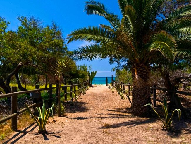 6 Days Horseback Riding and Yoga Retreat on Zahora beach  in Andalusia, Spain