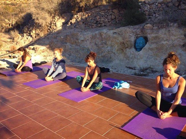 7 días retiro de yoga vigorizante y revitalizante en Murcia, España