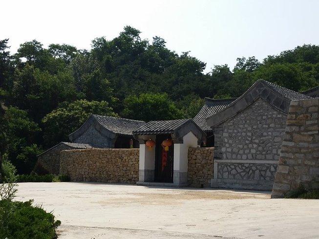8 Months Kung Fu Training in Shengjing Shan Academy