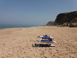 7 Day Surf and Yoga Retreat on the Silver Coast of Portugal
