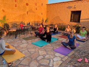 8 Tage Yoga Elements und Wüsten-Travel in Marokko