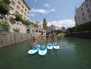 5 Days SUP Camp in Slovenia